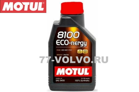 Масло моторное Motul 8100 ECO-NERGY 5W30 1л \\ MOTUL